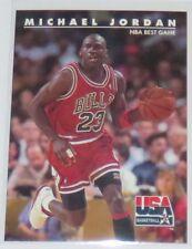 1992 Michael Jordan USA Basketball Skybox NBA Best Game Card #40 NM Condition