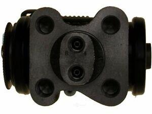 Rear Left Rearward Wheel Cylinder fits GMC W4500 Forward 2004-2009 GAS 79JJZN