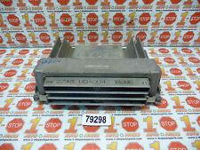 98 99 OLDSMOBILE ALERO ENGINE COMPUTER MODULE ECU ECM MODULE 16236757 CPZA OEM