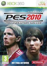 614364 Konami Pro Evolution soccer 2010 (xbox 360) Xbox 360 Videogioco OFFER