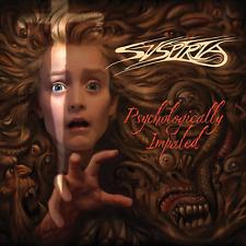 SUSPIRIA - Psychologically Impaled (NEW*LIM.ED.500*US THRASH*SINDROME*SOLSTICE)