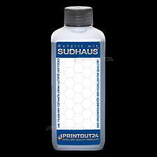 500ml SUDHAUS® Tinte Nachfülltinte refill ink für CLI 526 GY grey Grau Patrone