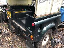 Landrover defender 90 /(example photo)rear tub other parts  available