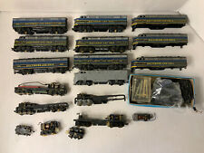 B68- Varney HO Scale Mixed Locomotive Parts As Is