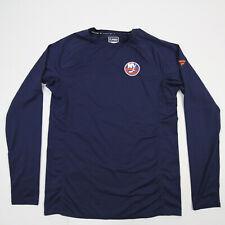 New York Islanders Fanatics Nhl Pro Authentics Long Sleeve Shirt Men's Used