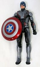 "Hasbro Marvel Legends Armored Thanos Series Captain America 6"" Figure Complete"