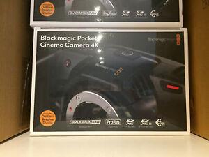 Blackmagic Design Tasca Cinema Macchina Fotografica 4K Nuovo Ovp Istantaneo