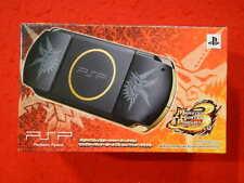 PSP-3000 Monster Hunter Portable 3rd Hunters model Console JP GAME.