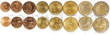 Luxembourg 8 euro coins set 2010 UNC (#2152)