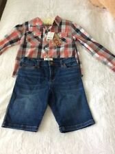 Country Road Cotton Shorts for Boys