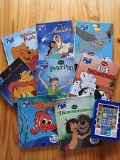 Kinderbücher mit Vorlesepad Disney