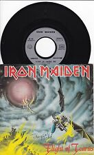 "IRON MAIDEN - flight of icarus  45T (7"") ORIGINAL 1983 FRANCE rare !!!!"