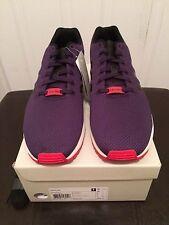 Adidas ZX Flux Consortium 1 Of 250 Limited Purple Prism Cityscape Ocean Sz 11.5