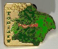 2003 WDW Disney Cast Member Lanyard Topiary Trading Pin