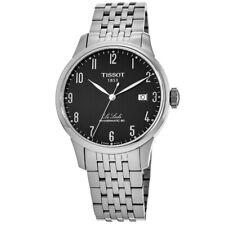 New Tissot Le Locle Powermatic 80 Black Dial Men's Watch T006.407.11.052.00