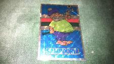 Figurina Calciatori Edis 1985/86 n°29/A SAMPDORIA Scudetto prismatico new