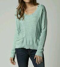 Fox Racing Unruly Women's Sweater Mint Size L