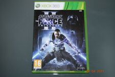 Star Wars The Force Unleashed II 2 Xbox 360 UK PAL **PLAYABLE ON XBOX ONE**