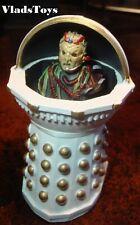 Eaglemoss Uk Doctor Who Dalek Emperor Davros Figurine #50 No Magazine Usa