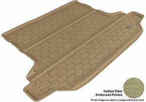 3D MAXpider for 2010-2014 Subaru Outback Kagu Cargo Liner - Tan - aceM1SB0061302