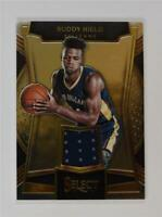 2016-17 Select Rookie Swatches #4 Buddy Hield