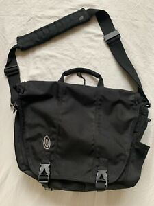 Timbuk2 Commute 2.0 Messenger Shoulder Bag - Black