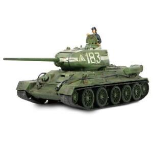 T-34-85 Model 1944 #183 95th Tank Brigade 9th Tank Corps Berlin 1945 FOV 801013B