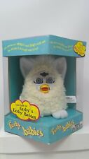 Curly Furby Babies 1999 - Tiger Electronics Factory Seal
