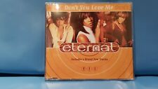 Eternal - Don't You Love Me - CD Single - 3 tracks