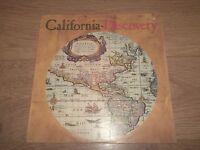"CALIFORNIA "" DISCOVERY "" VINYL LP VG+/VG+ RCA VICTOR LPL1 5021"