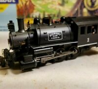 Bachmann Spectrum HO 0-6-0 switcher Midwest Quarry & Mining steam engine