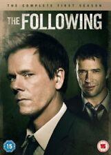The Following - Season 1 [DVD] [2013][Region 2]
