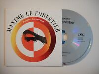 MAXIME LE FORESTIER : PERSON TO PERSON [ CD SINGLE PORT GRATUIT ]