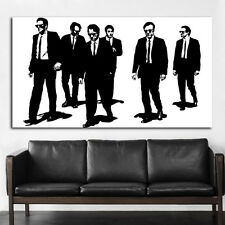 Poster Mural Posterized Movie Reservoir dogs 40x58 inch (100x147 cm) AB Vinyl