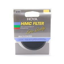 Hoya 62mm Neutral Density NDx400 ND400 2.7 Multi-Coated (HMC) Glass Filter - New