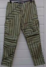 "STONE ISLAND / COMBAT JEANS / TROUSERS SIZE 29""W/33""L RARE NEW WITH TAGS"