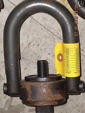Adb Safety Hoist Ring Heavy Duty 7000 lb Capacity American Drilling Bushing