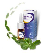 MUCONASAL PLUS nasal spray 10 ml.