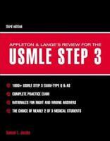 Appleton and Lange's Review for the USMLE Step 3 Paperback Samuel L. Jacobs