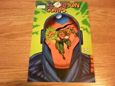 Scorpion Corps #5 (April 1994) Dagger Enterprises, Inc VF/NM