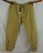 Yidarton Men's Cargo Pants Slim Fit Casual Jogger Pant Chino Sweatpants 3XL