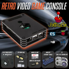 #1  RetroPie Raspberry Pi 3 Emulation Retro Gaming Station, Pixel, Media Center