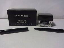 NEW GENUINE MAC Fluidline Fluid Line Eyeliner Eye Liner Gel Black NIB