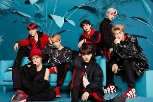 BTS POSTER 24 X 36 Inches Looks great K-POP