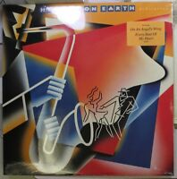 Jazz Sealed! Lp Heaven On Earth Dedication On Atlantic