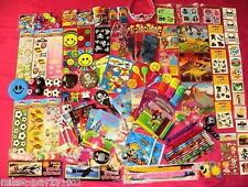 100 Party Bag Toys & Tattoos, Piñata, Pass The Parcel, Favours, Kids Loot Prizes