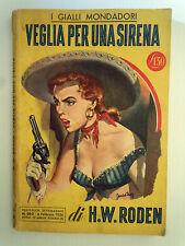 Veglia per una sirena  - H.W.Roden 1954