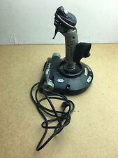Saitek Cyborg 3D Platinum Flight Stick - PC (TESTED/WORKING) Joystick