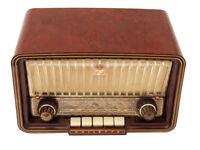 Sehr schönes Röhrenradio Philips, Philetta 283 U; 1959, Bastler