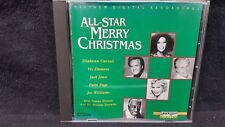 All-Star Merry Christmas by Various Artists (CD, 1992, Laserlight)